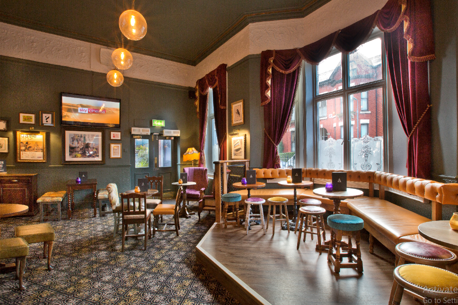 The Albert, Liverpool