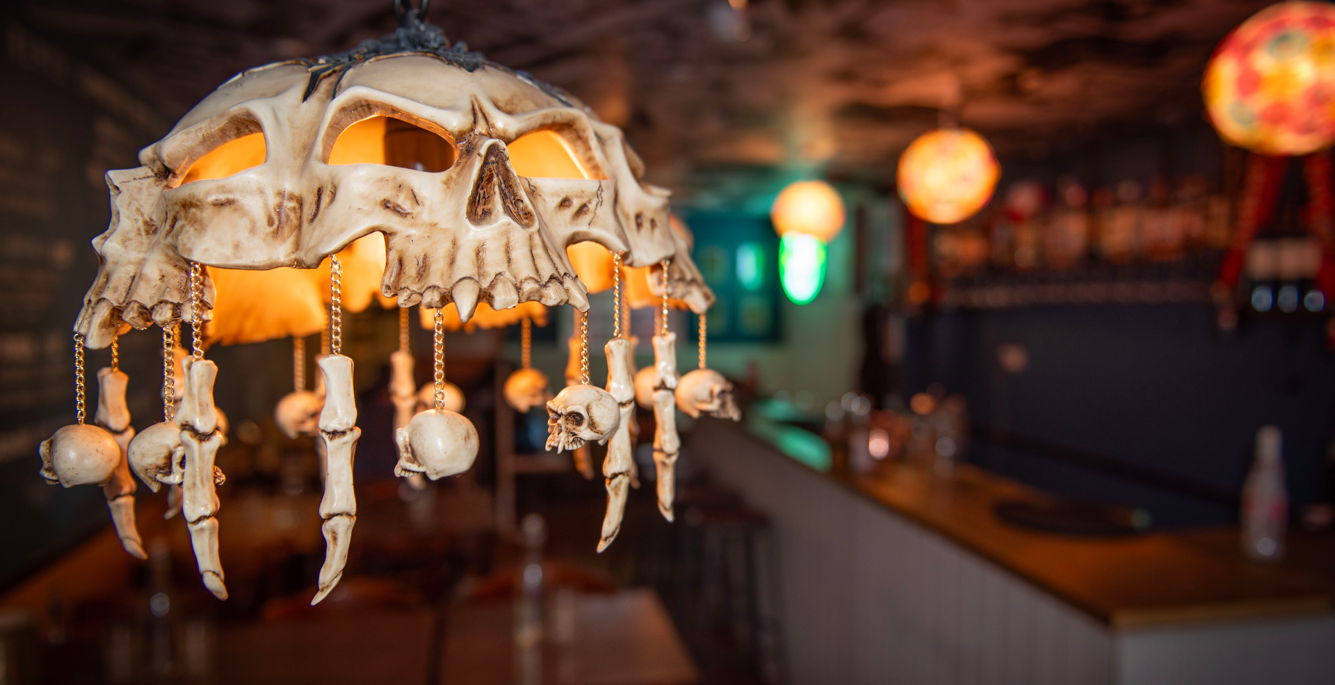 HALLOWEEN at Lost Boys PIzza £35 pp