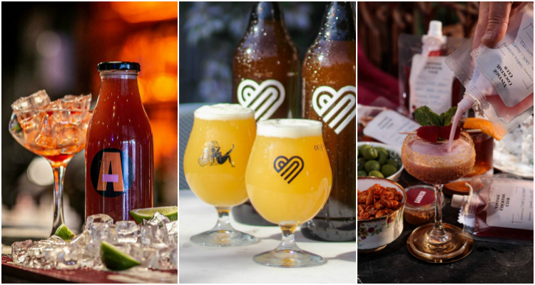 Beer And Cocktail Deliveries in Dublin