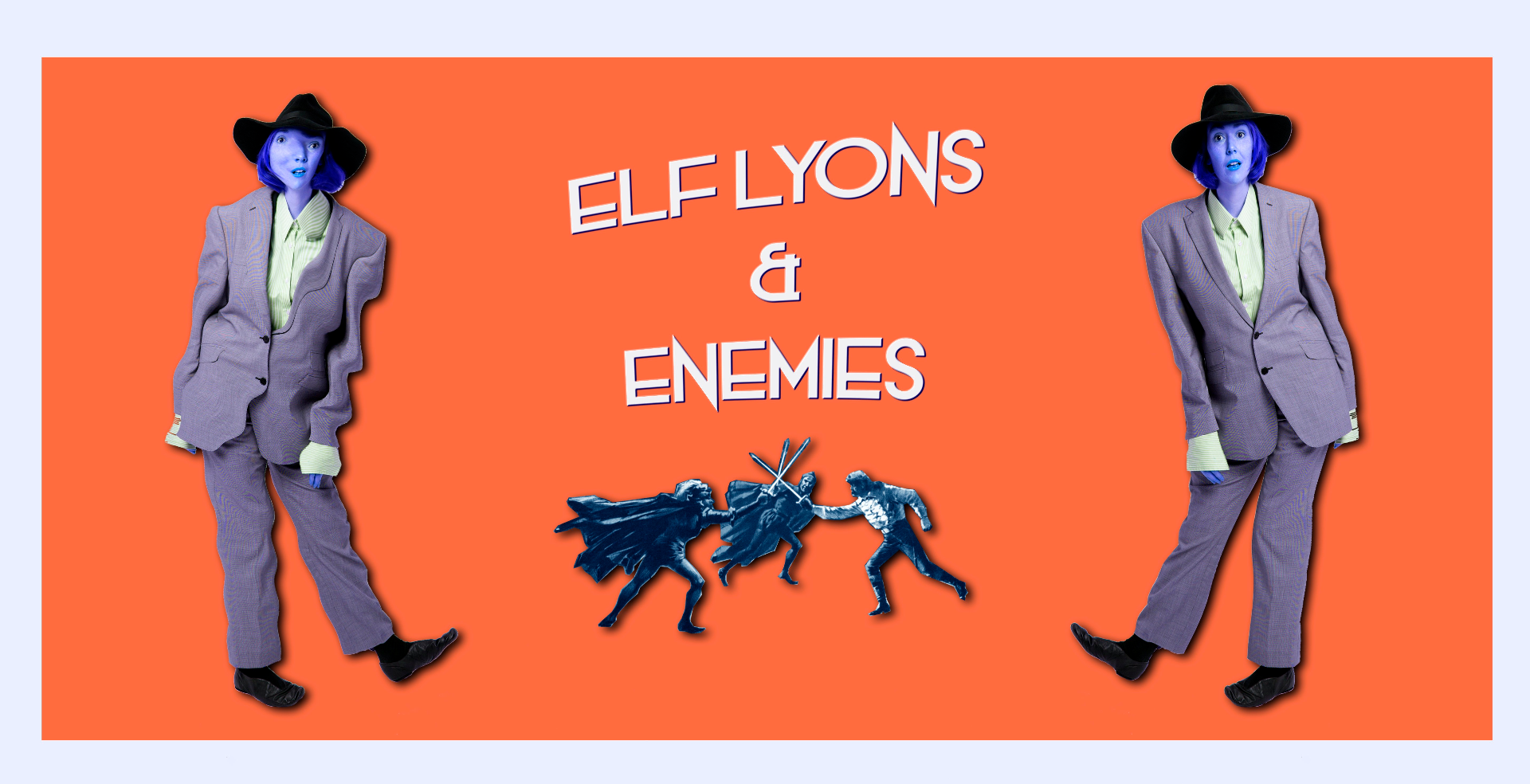 Elf Lyons & Enemies