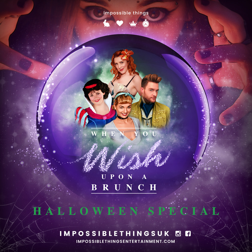 When You Wish Upon A Brunch -Halloween Special
