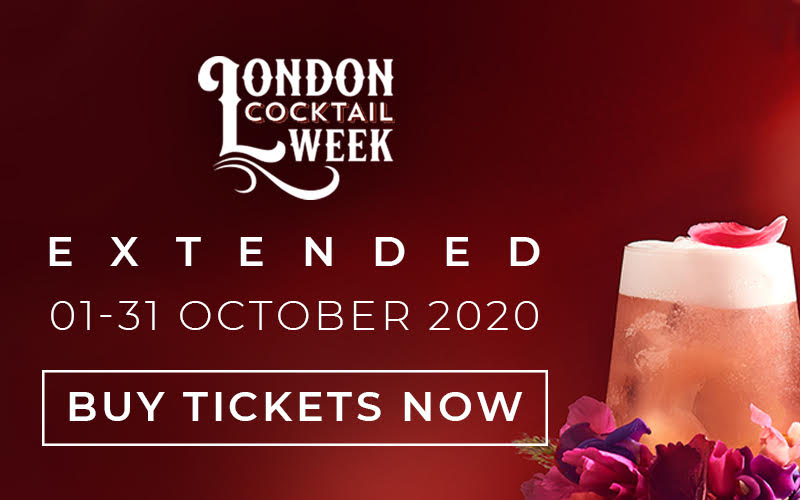 London Cocktail Week tickets DesignMyNight
