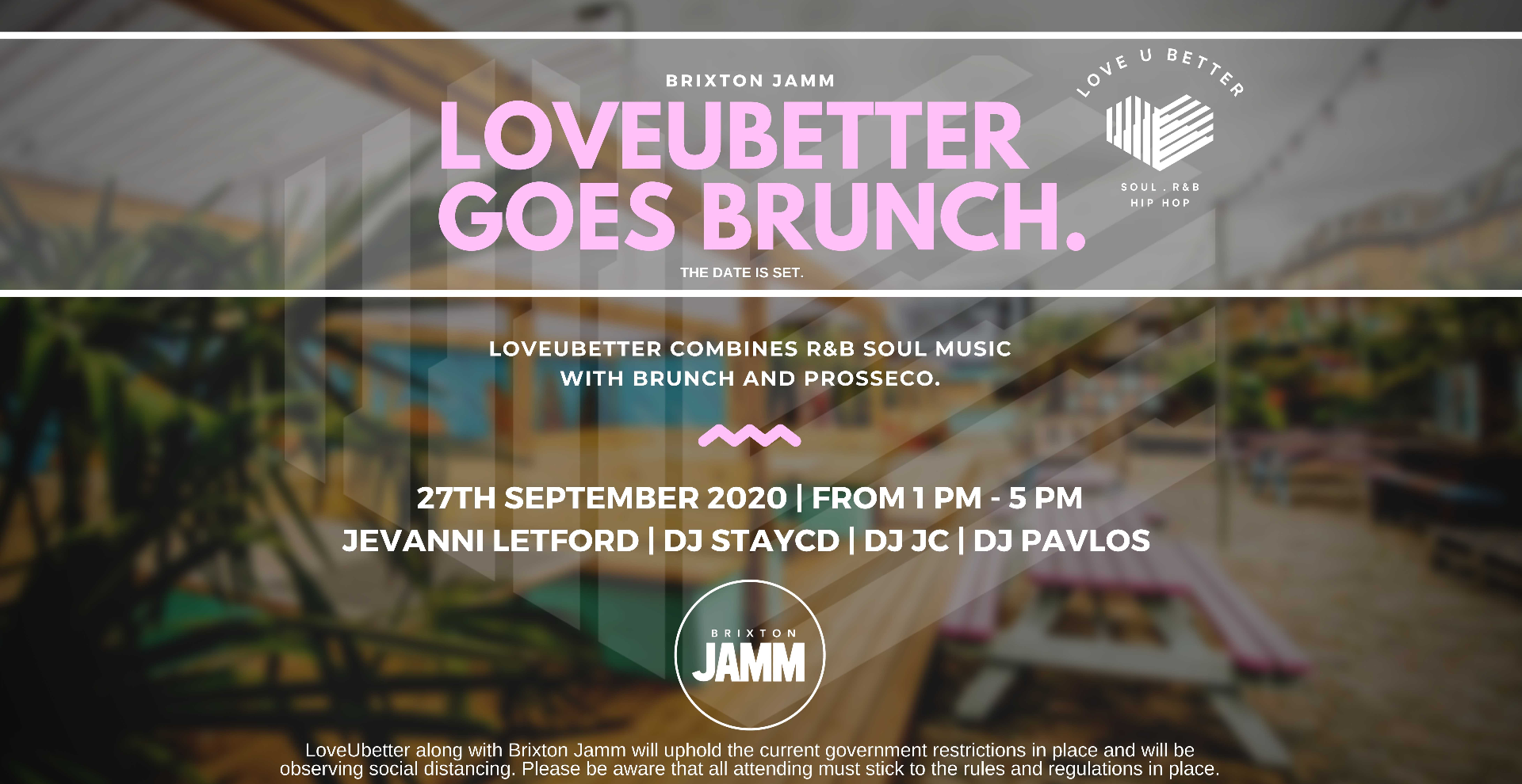 LoveUBetter Brunch