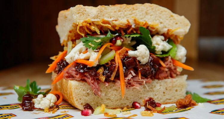 Best north London negroni Max's Sandwich Shop