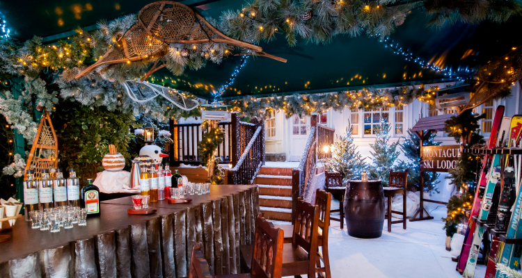 Christmas Pop Ups London Montague On The Gardens