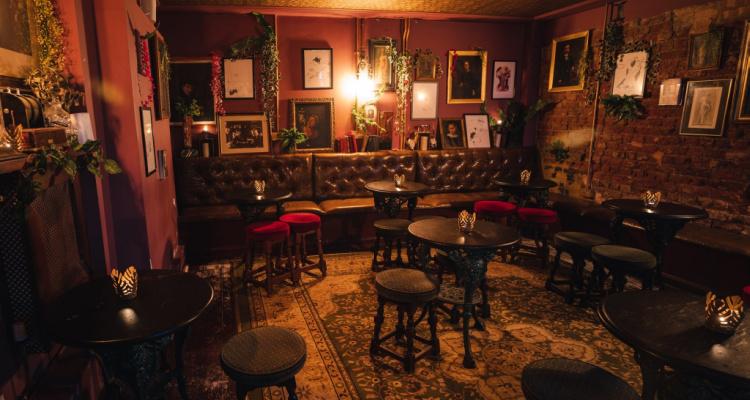 The Natural Philosopher | London Bar Reviews | DesignMyNight