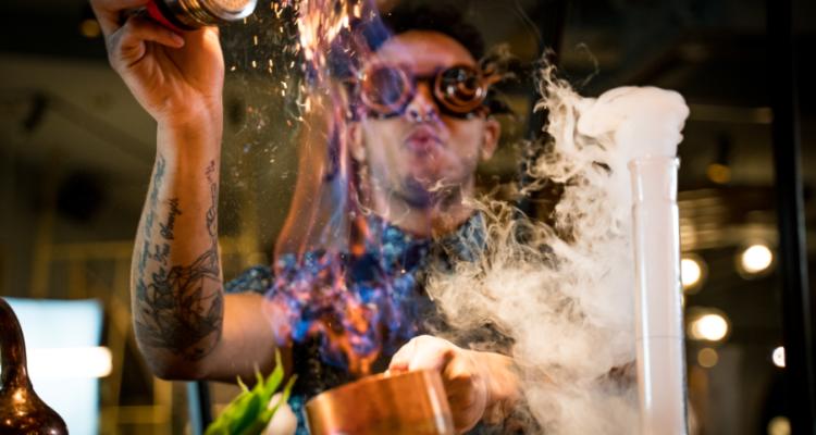 The Alchemist LCW