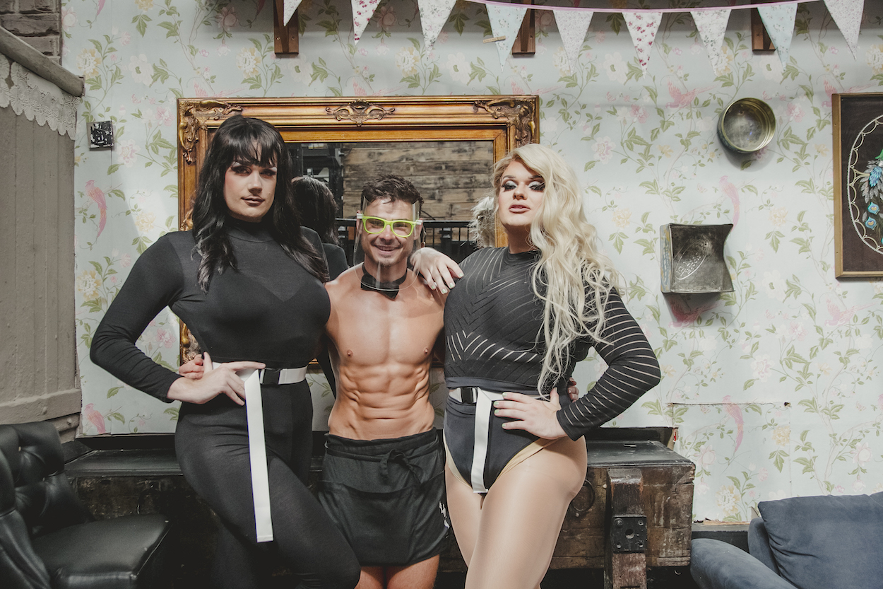 Buff Bingo Bottomless Brunch London - HALLOWEEN SPECIAL OCT 31ST!