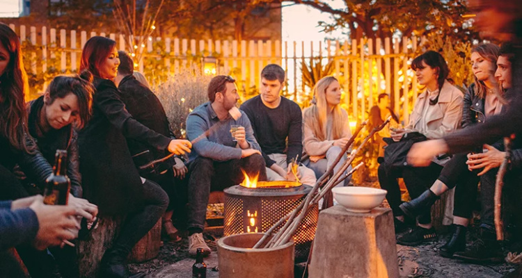 Midnight Apothecary | London's Best Fire Pits | DesignMyNight
