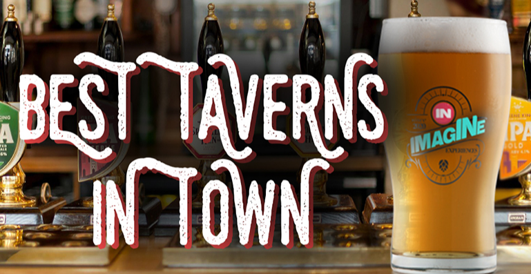 Best Taverns in Town – Bus to the Best Boozers!