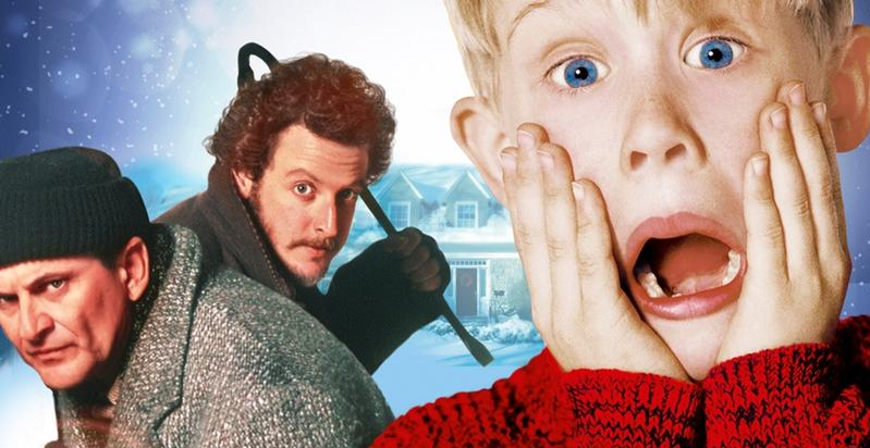 Christmas Cinema- Home Alone