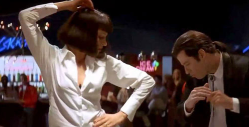 Pop Up Cinema- Pulp Fiction