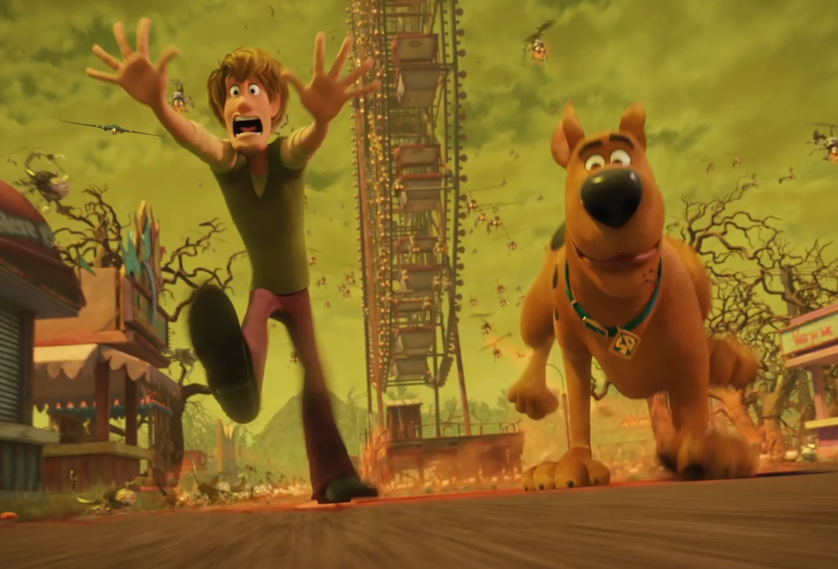 SCOOB - BRIGHTON PALACE - HALLOWEEN HALF TERM MOVIES