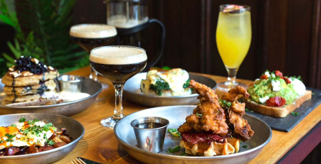 Bottomless Prosecco & Cocktails Brunch