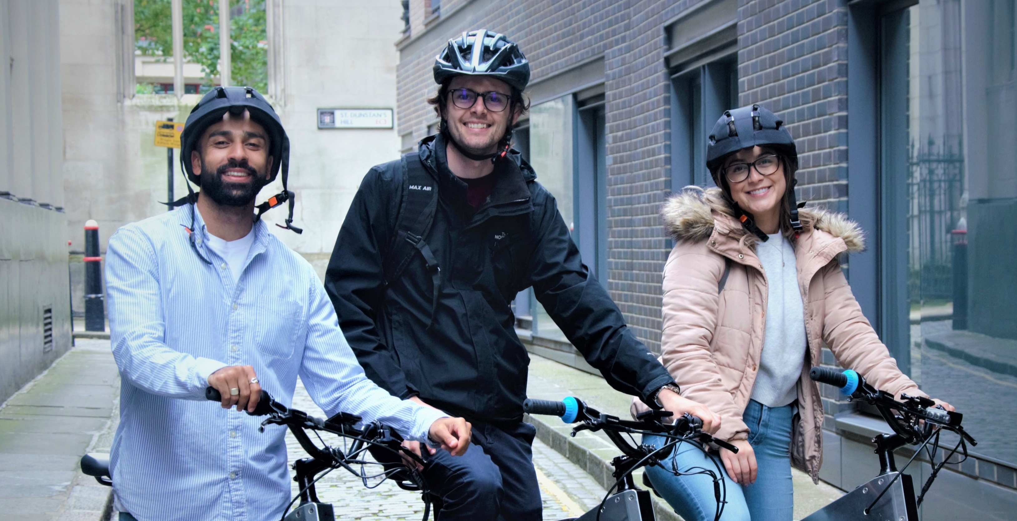 London E-Bike Sightseeing Tour