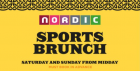 The Nordic Sports Brunch