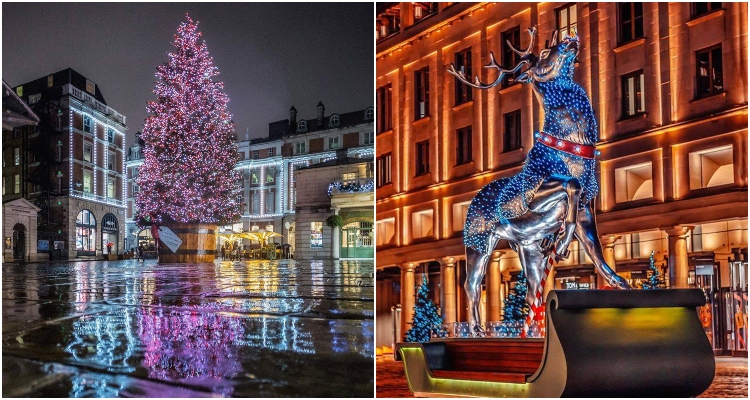 Christmas Light Displays In London 2020 Designmynight