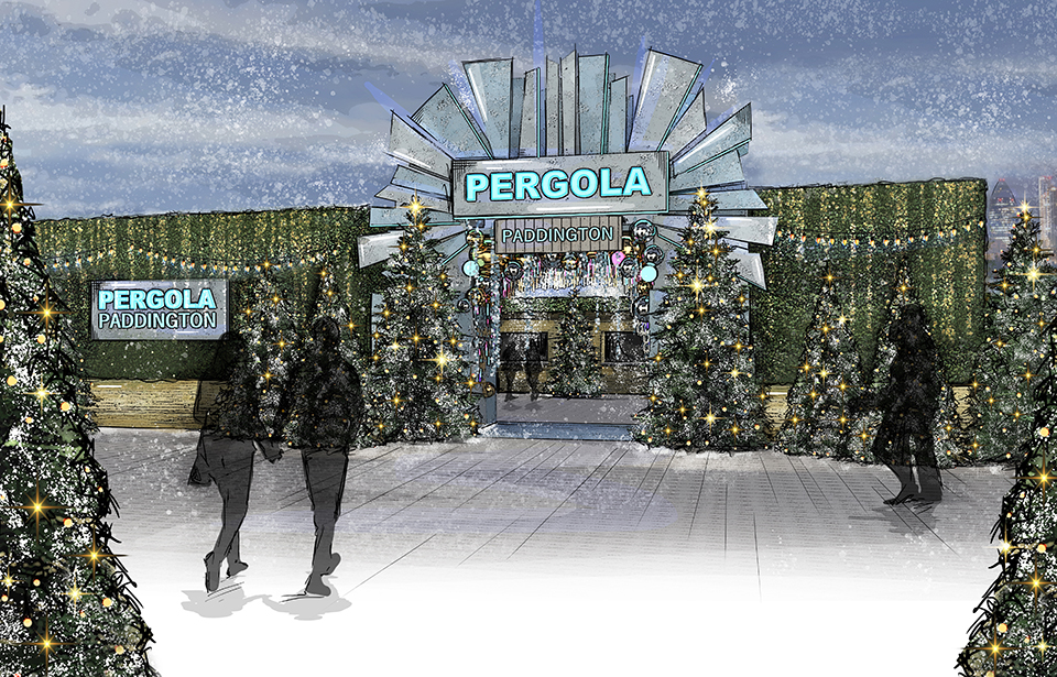 Miracle on Kingdom Street at Pergola Paddington