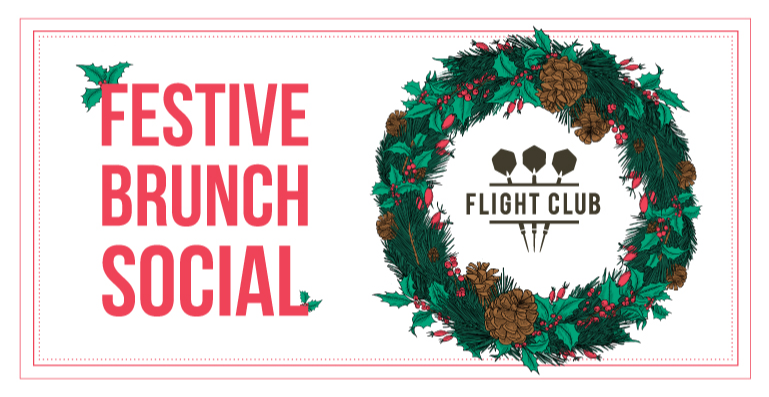 Bloomsbury Festive Brunch Social