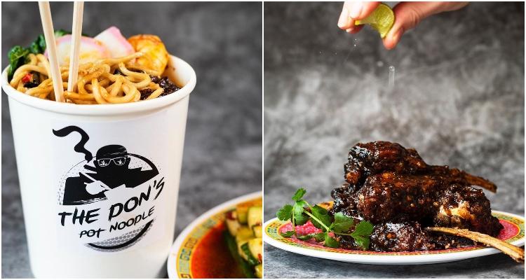 Hawkerman | New Brighton Pop-Up Restaurant | DesignMyNight