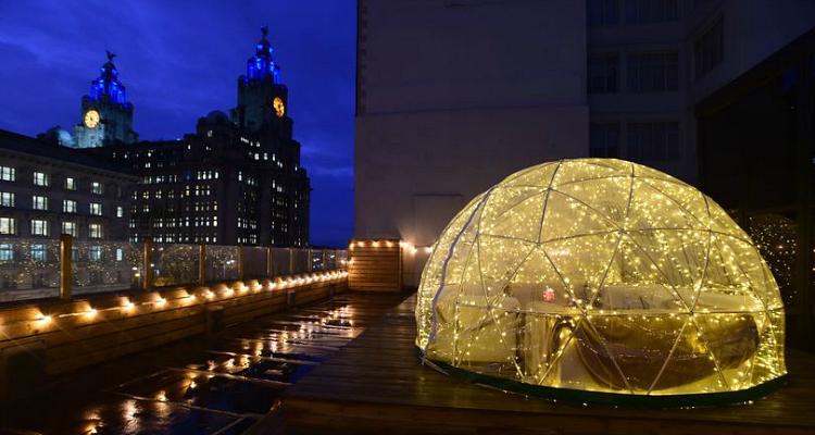 Liberte Liverpool Christmas Pop-Up | DesignMyNight