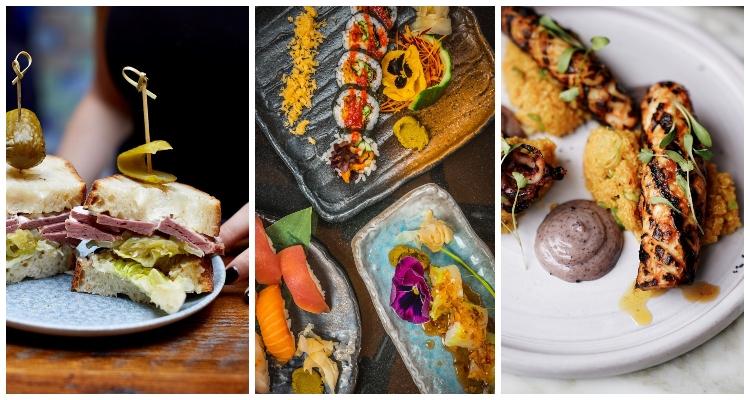 West London restaurants delivery takeaway