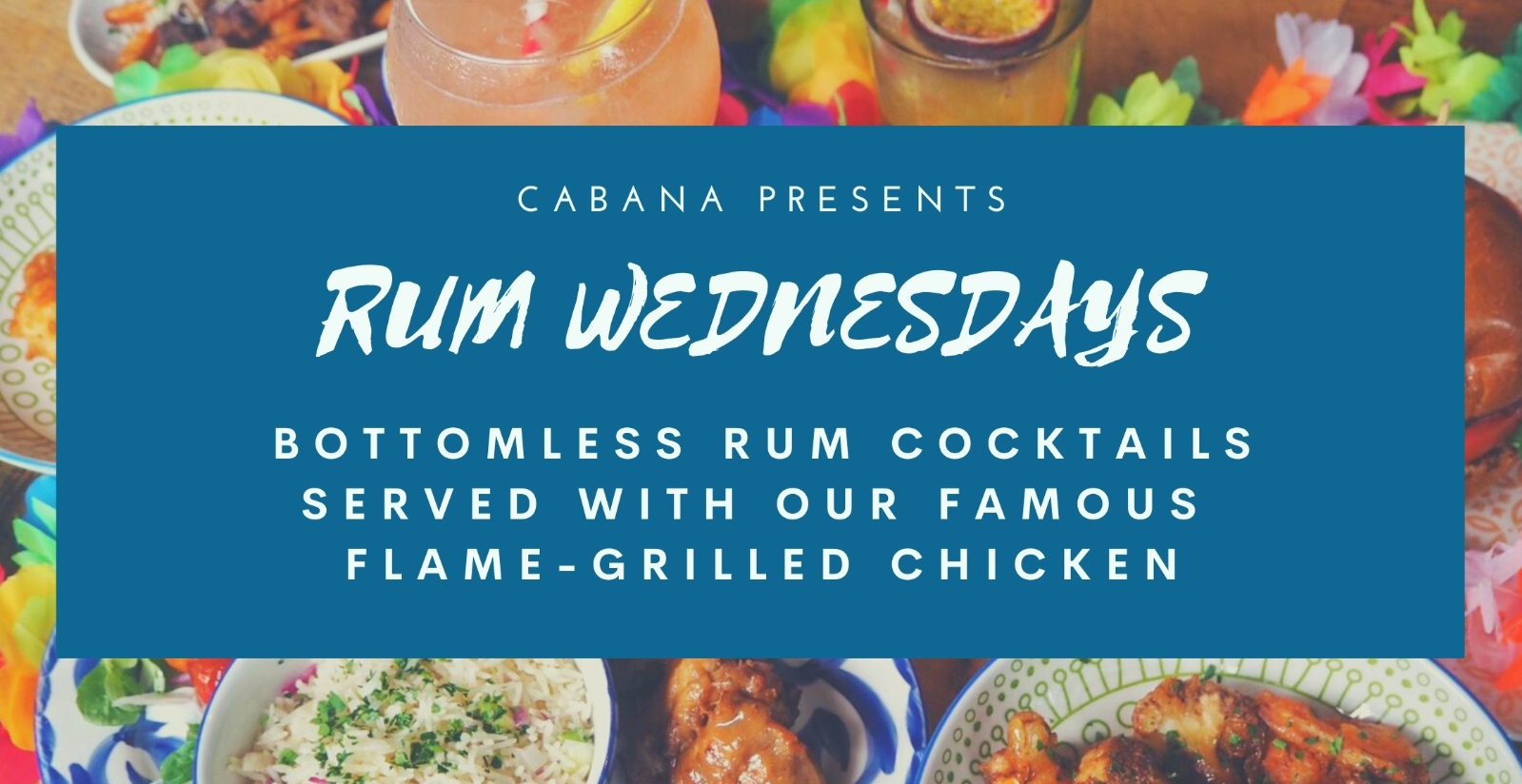 Rum Wednesdays