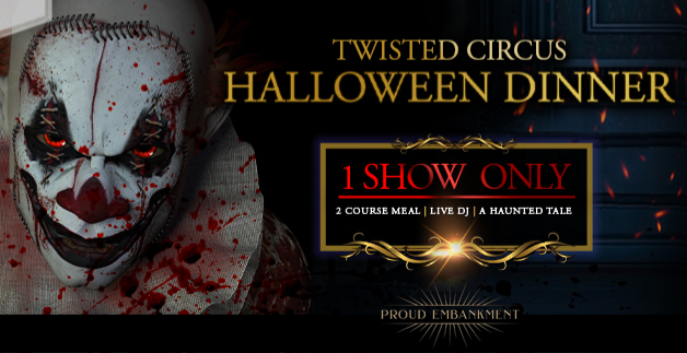 Twisted Circus Halloween Dinner - Episode 1