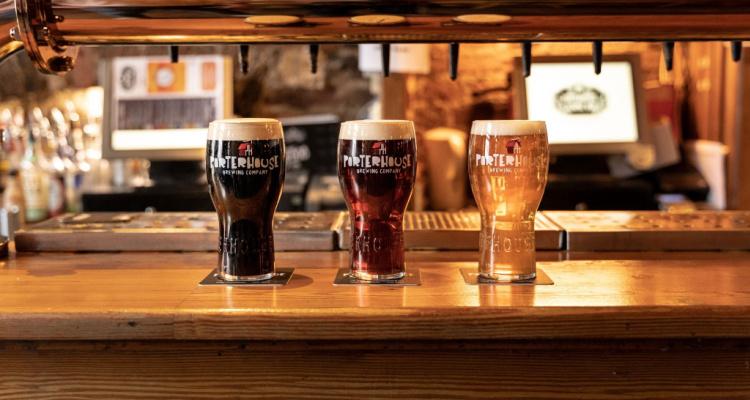 Porterhouse | Dublin Temple Bar Pubs | DesignMyNight