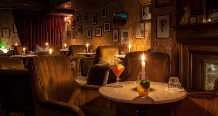 Vintage Cocktail Club | Drinks Near Temple Bar Dublin | DesignMyNight