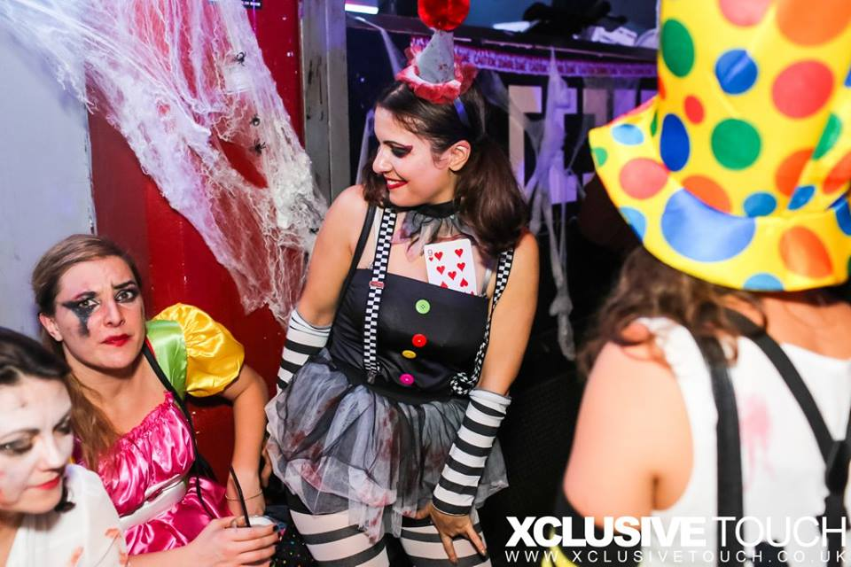 Trapped In Wonderland: Halloween Experience