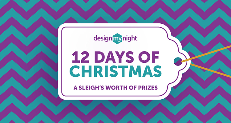 12 Days Of Christmas Giveaway | DesignMyNight