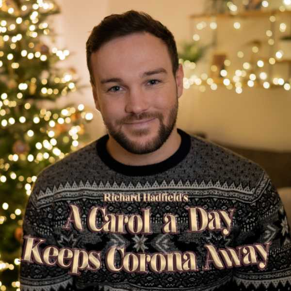 """A CAROL A DAY KEEPS CORONA AWAY"" ALBUM LAUNCH"