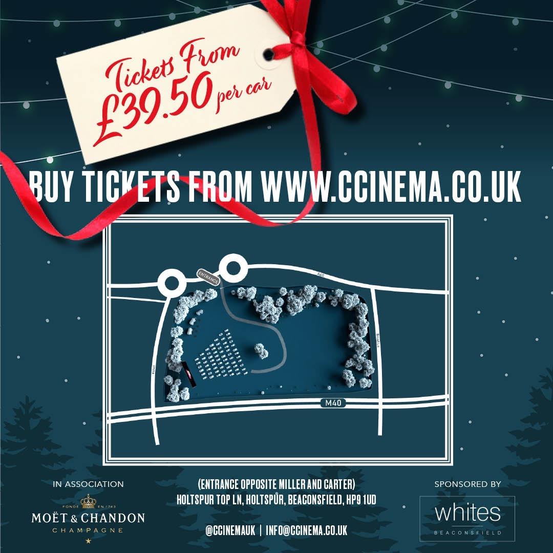Celestial Cinema Winter Drive In: Bridget Jones's Diary ...