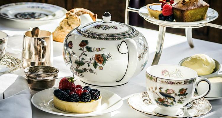 AMPM Afternoon Tea In Belfast | DesignMyNight