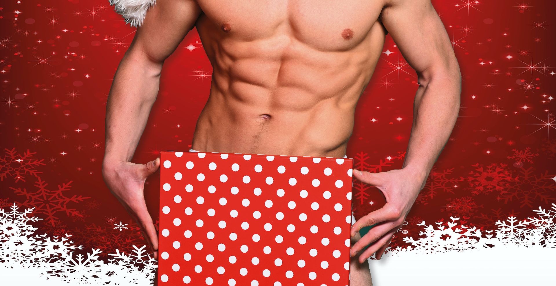 Boy Toy Naughty Nights Bottomless Dinner - Christmas Special Dec 11th!