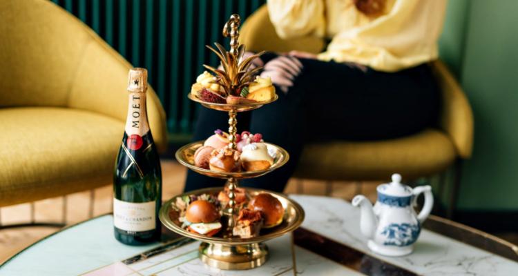 Babel Afternoon Tea In Belfast | DesignMyNight