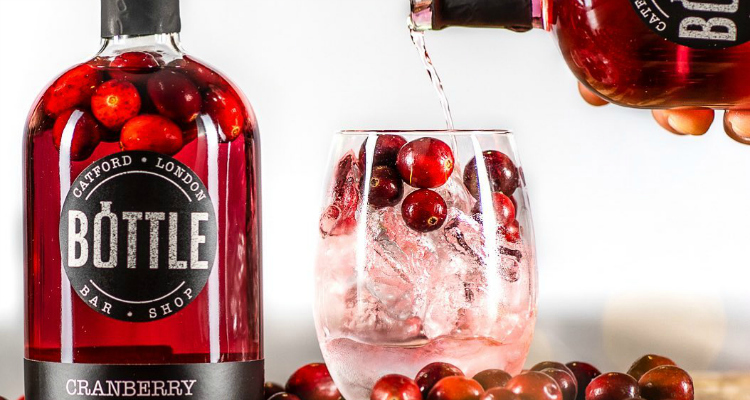 Christmas Cocktail Delivery UK | DesignMyNight