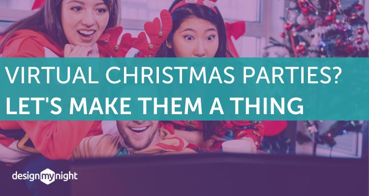 Fun Virtual Company Christmas Ideas We Ll Help Designmynight