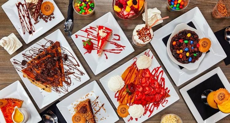 dessert deliveries in west london designmynight