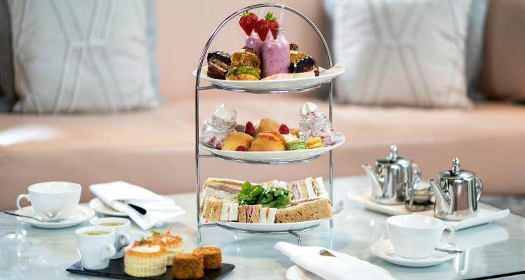 Fitzwilliam Hotel Afternoon Tea In Belfast | DesignMyNight