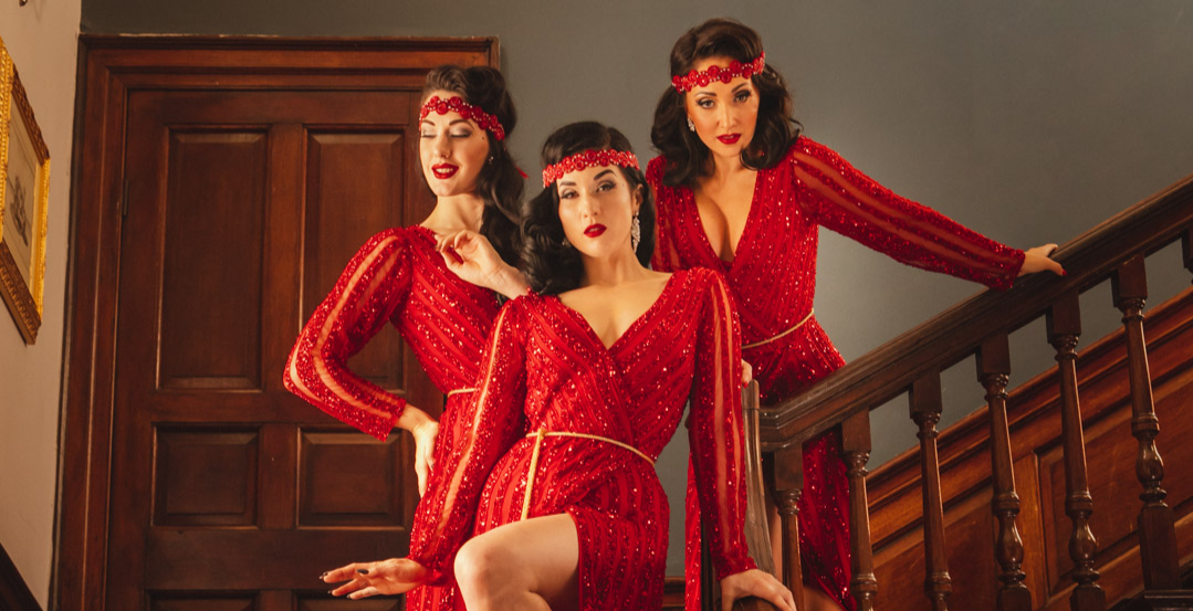 GIN HOUSE BURLESQUE - The  Summer Revue