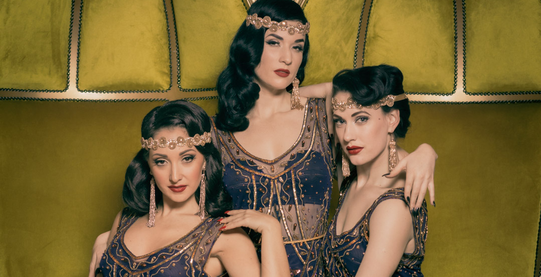 GIN HOUSE BURLESQUE - The new age June Revue