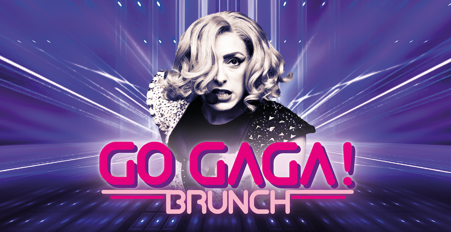 Go Gaga! Bottomless Brunch Show Manchester