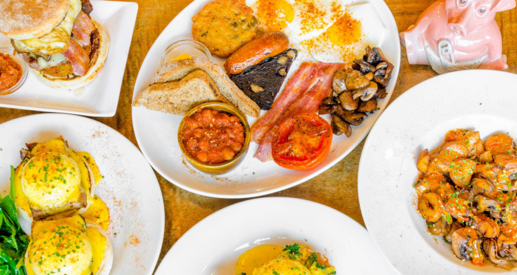 Hash E8  | Brunch Delivery Ideas In London | DesignMyNight