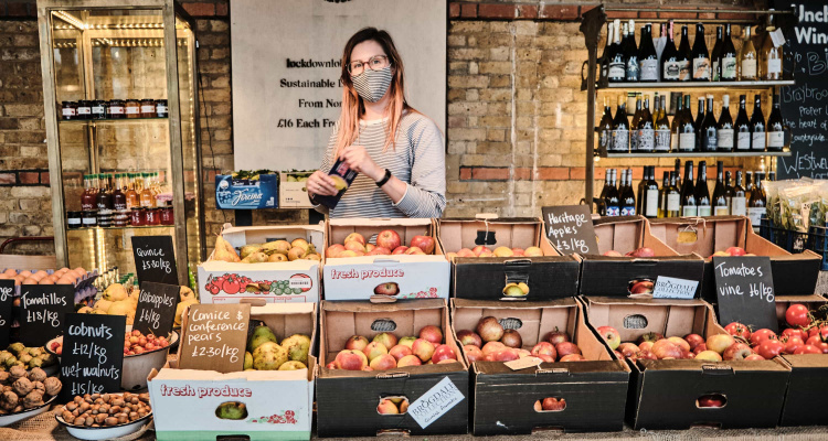 JOY | London Sunday Roast Meal Kit Delivery | DesignMyNight