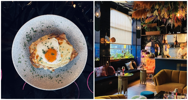 Jolie two hour bottomless brunch in Chelsea
