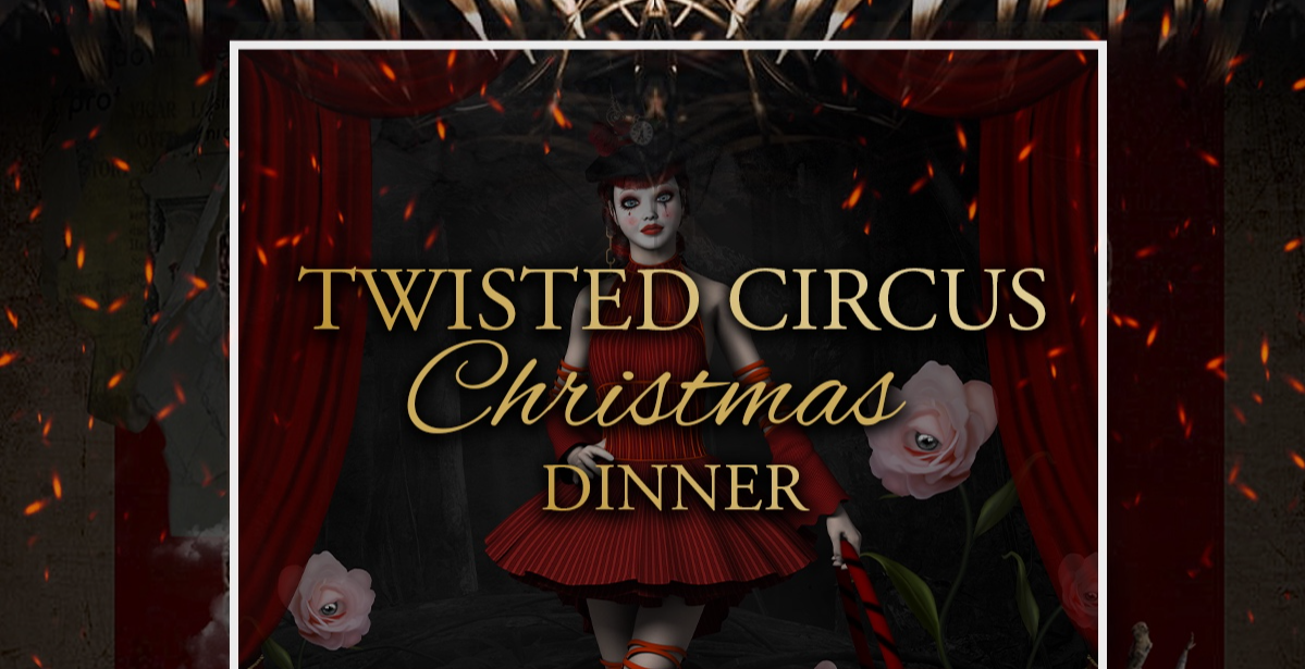 Twisted Circus Christmas Dinner: Episodes 4 & 5