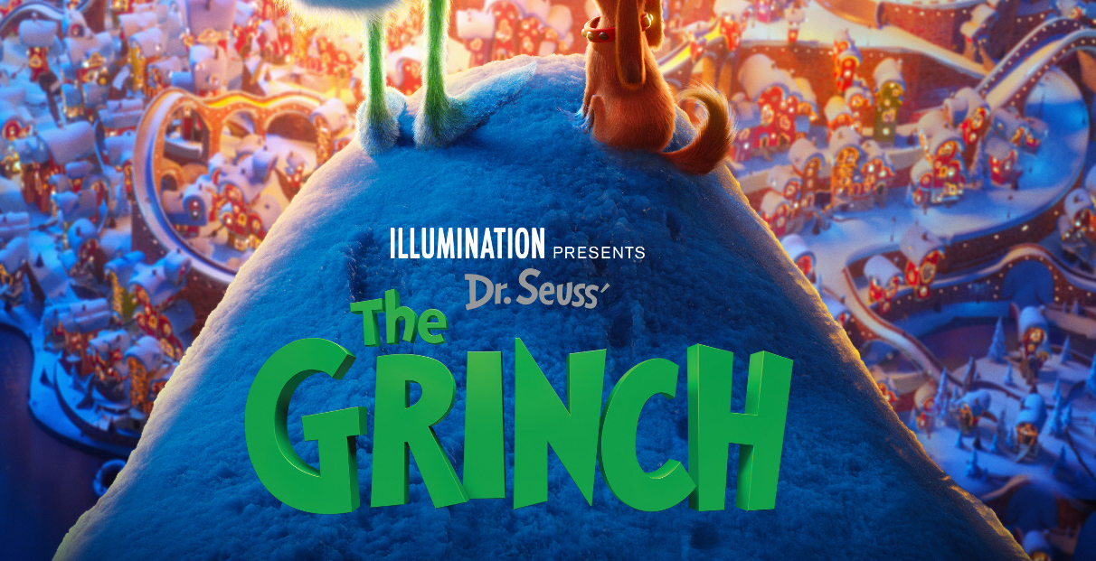 The Grinch (INDOOR DRIVE-IN CINEMA) - Early Afternoon screening