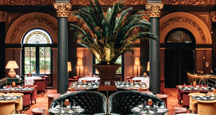 Merchant Hotel Afternoon Tea In Belfast | DesignMyNight